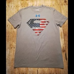 Men's Under Armour Loose Fitted T-Shirt ~ Small